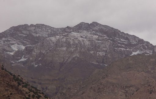 Jebel Toubkal - A fearsome challenge