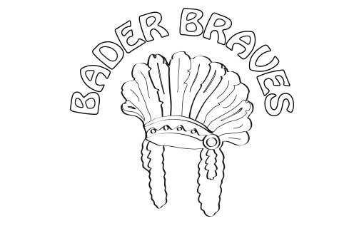 Bader Braves Logo