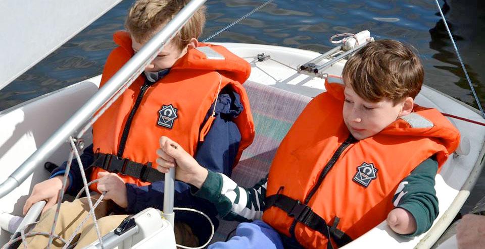 Bader Braves sailing adventure