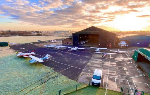 City Airport Manchester
